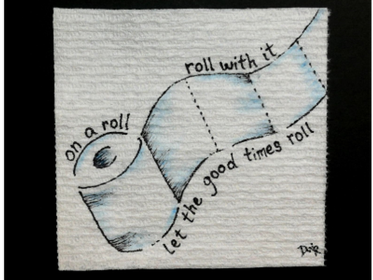 Let the Good Times Roll, Artist: Donna Rouchard