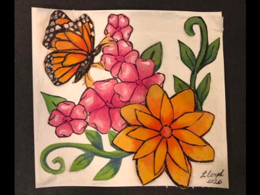 Spring Inspiration #1, Artist: Patti Lloyd