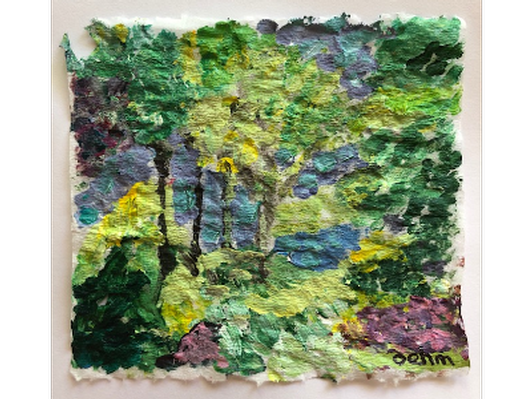 Springtime, Artist: Christy Oehm