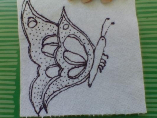Butterfly, Artist: Ruirui
