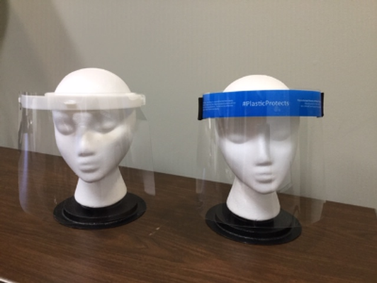 Face Shields - Double the Donation!