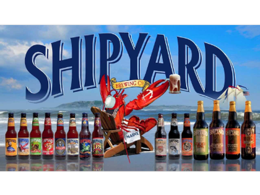 $120.00 in Gift Cards to Shipyard Brewing Co.