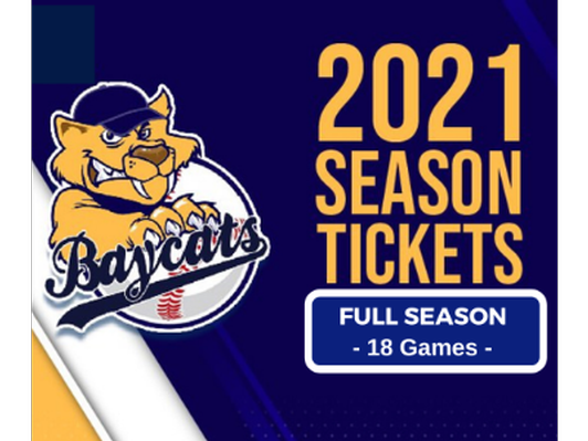 2021 Season Tickets