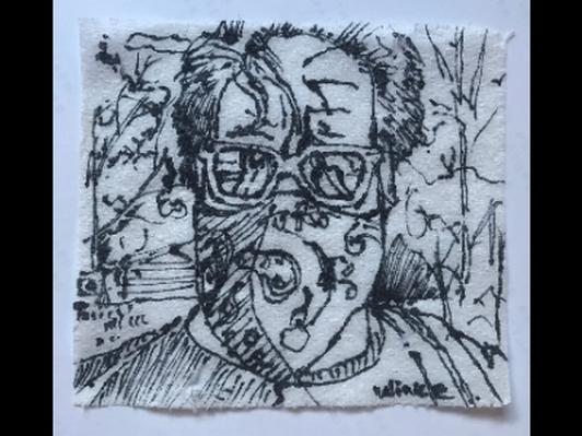Quarantine, Artist: Ernie Wince