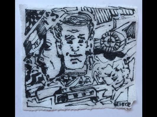 Faces, Artist: Ernie Wince