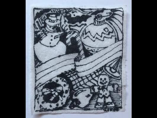 Xmas, Artist: Ernie Wince