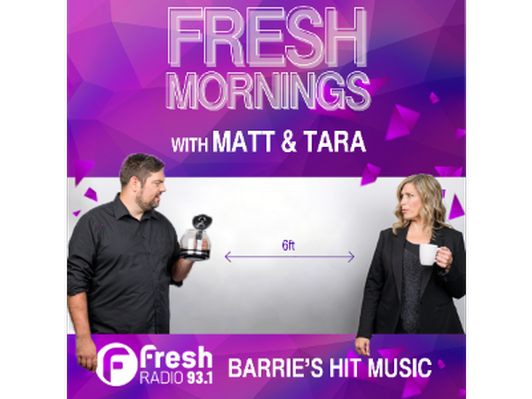 Coffee Chat with Matt & Tara
