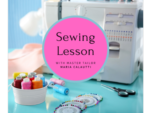 Sewing Lesson: Beginner to Expert