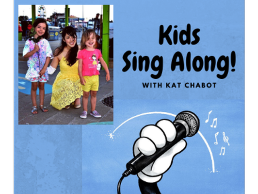 Kids Sing Along with Kat