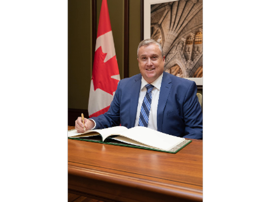 Virtual Lunch with Doug Shipley, MP