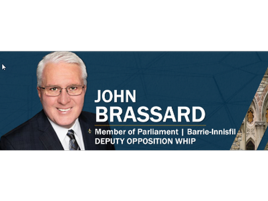 Catch Up with John Brassard, MP