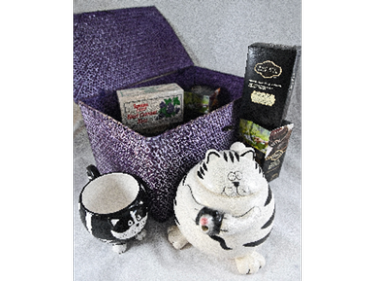 Tea Time with Cats