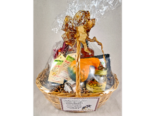 Experience Culinary Innovation with a Gift Basket from D'Olivo