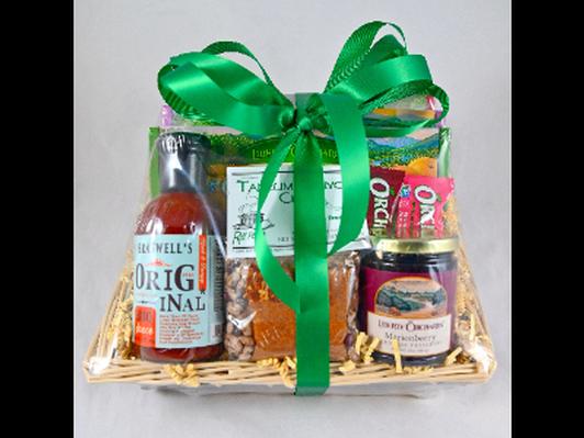 Liberty Orchards Gift Basket