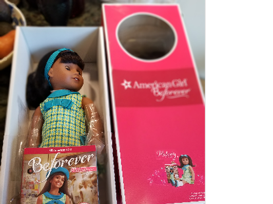 American Girl -- Melody -- Doll & Book