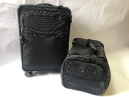 Briggs & Riley Pet Carrier and Carry-On
