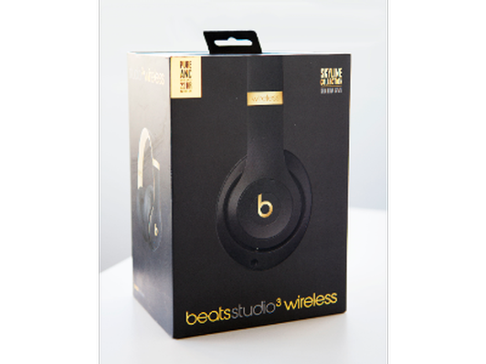 Beats Studio 3 Wireless Headphones - Shadow Gray