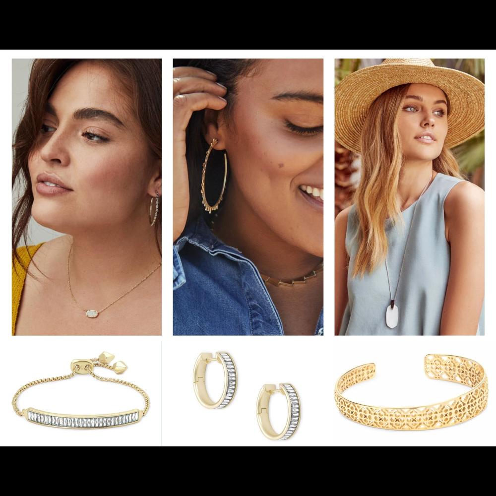 Kendra Scott Jewelry Collection