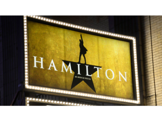 2 Tickets to any Broadway Show (Including Hamilton)