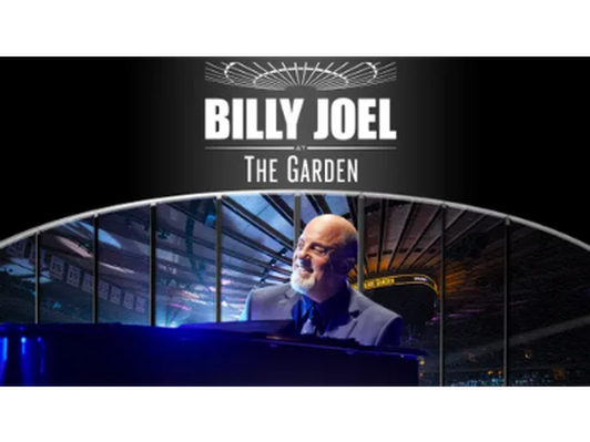 Billy Joel - Live at Madison Square Garden - 2 Tickets