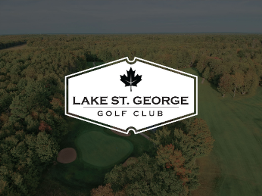 Foursome at Lake St. George Golf