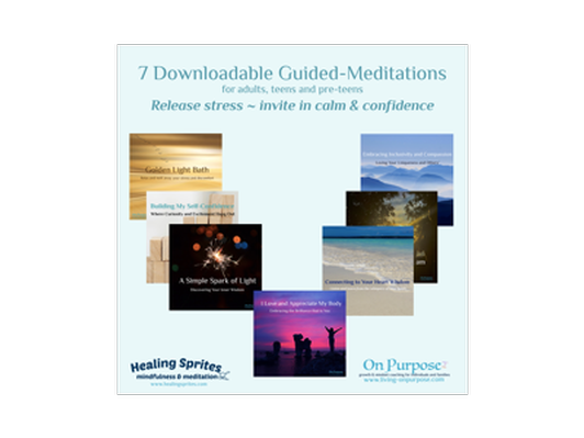 Guided Meditation for Tweens, Teens and Adults
