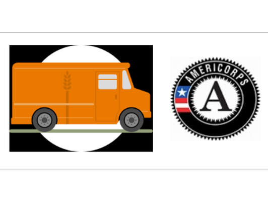 Mobile Food Pantry - Americorps staffing full program year