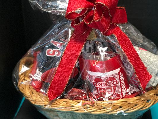 Sacred Heart Academy Giftbasket