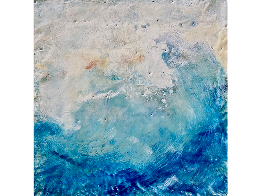 ' Blue Hawaii' by Susan Arens
