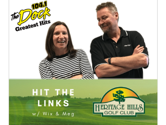 Hit the Links with Wix & Meg, The Dock