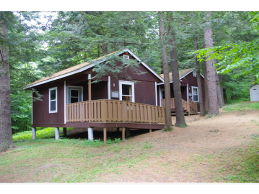 One Night Stay in Winston Prouty cabins