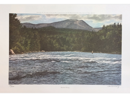 Katahdin Country by Tom Hennessey