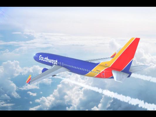 2 Round Trip Flight Ticket from Southwest Airlines