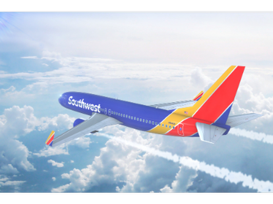 1 Round Trip Flight Ticket from Southwest Airlines
