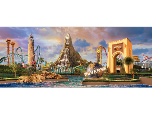 2 Two-Park One Day Passes to Universal Orlando Resort