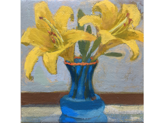 Yellow Lily #1