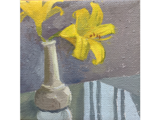 Yellow Lily #2