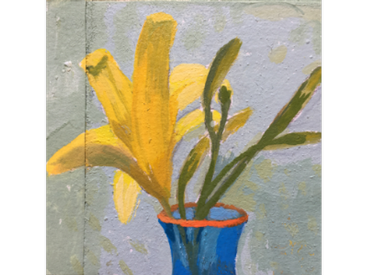 Yellow Lily #3