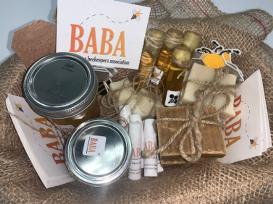 Boston Area Beekeepers Gift Basket