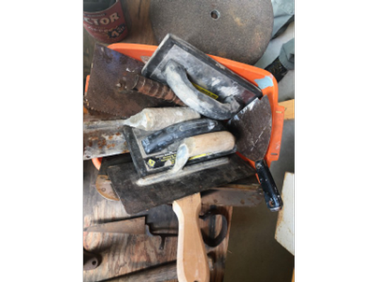 Vintage tools & more lot collection