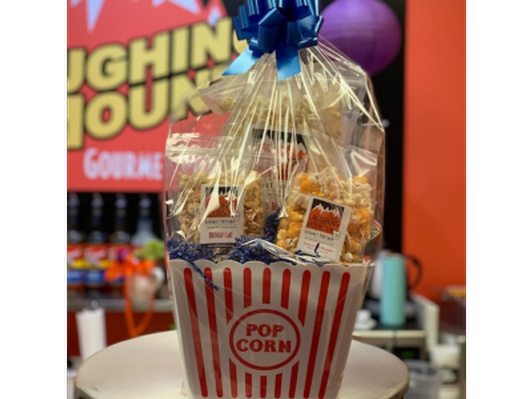 Laughing Mountain Gourmet Popcorn Gift Basket