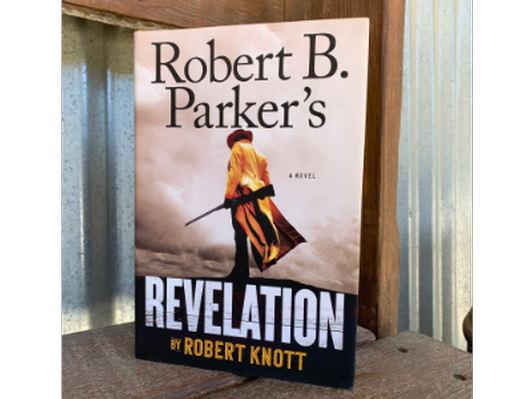 [Signed by Author] Robert B. Parker's Revelation