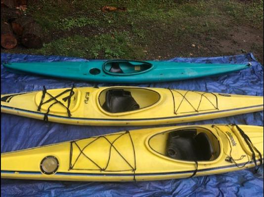 Sea Kayaks - Used