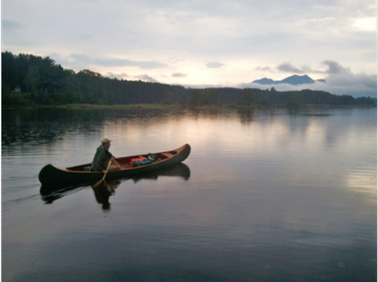 Guided 4-day/3-night popular Bow Trip for two on the Moose River