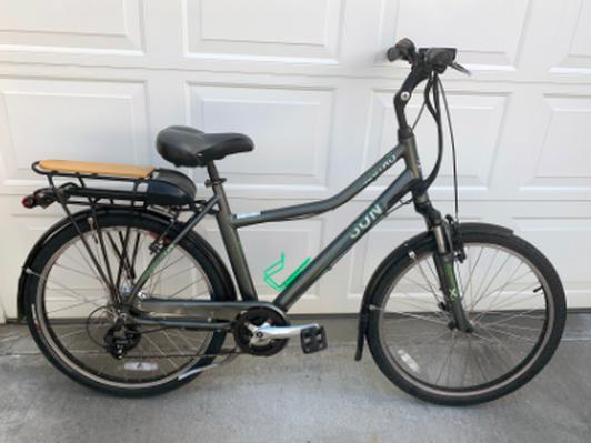 Used 2014 model Sun ElectroLite E-Bike