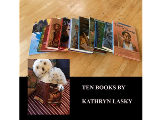 A Collection of favorite Kathryn Lasky Books