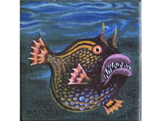 Fish of the Deep
