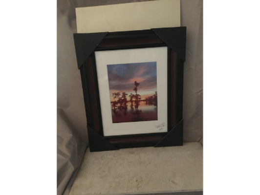 Limited Edition Framed Photos by Allan Clark 14 x 17