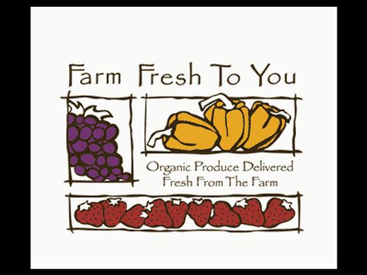 $35 Farm Fresh Gift Certificate