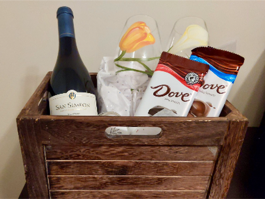Gift Basket for Two